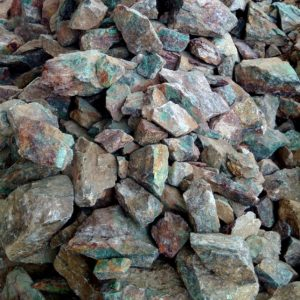 Copper Ore Lumps