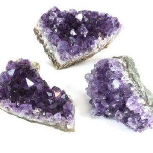 Amethyst Clusters 3 – 4 Pieces