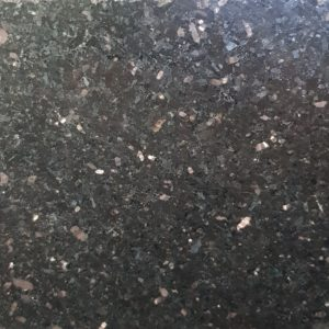Black Golden Galaxy Granite Slabs